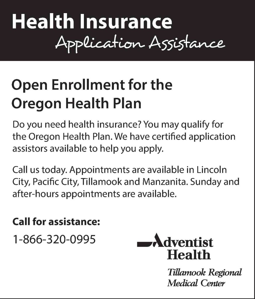 tillamook high school students get in gear tillamook radio trmc standard open enrollment insurance ad