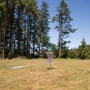 Sheltered Nook: Try your hand at disc golf