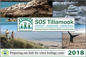 2018 SOS Tillamook Calendar