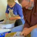 Get your hands dirty in clay