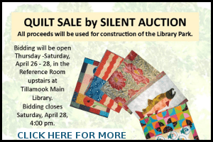 Tillamook County Library Silent Auction