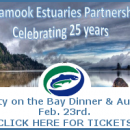 Tillamook Chamber Hands Out Awards at Annual Banquet Fundraiser Jan. 19th