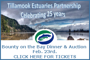 Tillamook Estuaries Partnership Bounty on the Bay