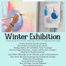 "Nehalem Bay Artists Coalition ""Winter Exhibition"" – Opens at NCRD Gallery Dec. 7"